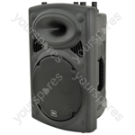 QRK Series Active Moulded Speaker Cabinets - QR12K - 300Wmax