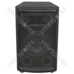 QT6 PA Speaker Box 6.5in 100w Pr