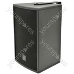 "CS Series Wooden Speaker Cabinets - CS-810B 20cm (8"") - black"