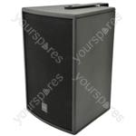"CS Series Wooden Speaker Cabinets - CS-1035B 25cm (10"") - black"
