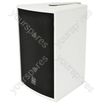 """CS Series Wooden Speaker Cabinets - CS-1035W 25cm (10"""") - white"""