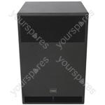 "CS1245S Bass cabinet 30cm (12"")- 450W"