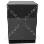"Bass Cabinet 15"" - CS1560S 38cm (15"")- 600W - CS-1560S"