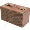Mini Westwood - Retro Style Bluetooth® Speaker - Small Brown