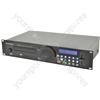 Combination CD/USB/SD Player - CDUSB-2 rackmount 2U