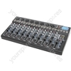CM-live Compact Mixers with Delay + USB/SD Player - CM10-LIVE