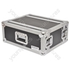 "19"" Flightcases for Audio Equipment - 19'' - 4U (shallow) - RACK:4S"