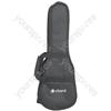 Padded Gig Bags - - Soprano ukulele - UBP-BK1