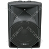 QS Series Active Moulded Speaker Cabinets - QS15A ABS 15in