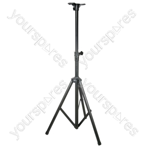 Heavy duty speaker stand, height 2m, 30kg max. load