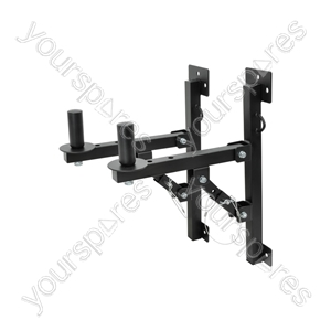 Speaker Wall Brackets - Mounted Loudspeaker (supplied as pair)