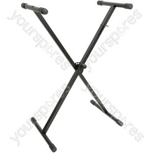 Double X-Braced Keyboard Stand