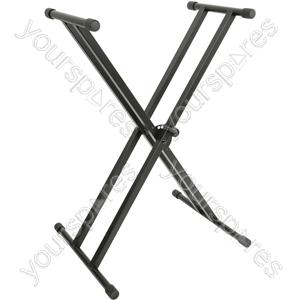 X-braced Keyboard Stands - Double - KSX-2