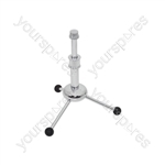 Mini Tripod Adjustable Microphone Stand - MTP2