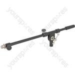 Boom Arm for Microphone Stand - MBA2