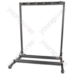 Multi-guitar Rack Stands - 5 Way - GS-R5