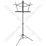 Foldable Sheet Music Stand - SM1B