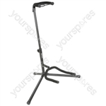 Single Guitar Stand with Folding Neck Support - Foldable - FGS1
