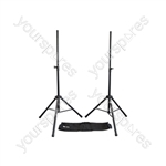 Speaker Stand Kit 2pcs Steel
