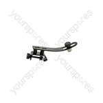 Curved Microphone Clamp Bracket - MB1