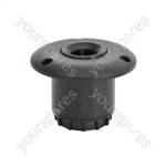 Flush Mount Base for Conference Microphones - CSMBASE