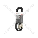 Classic Twin RCA to Twin RCA Leads - 2RCA-2RCA 3.0m - 2R-2R300