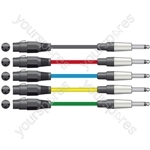 Classic Lead XLR-Jack 3.0m Black