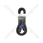 Spk Plug to Spk Plug Speaker Leads - Standard 6.0m