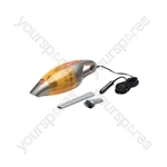 120W Car Vacuum Cleaner with Hepa Filter