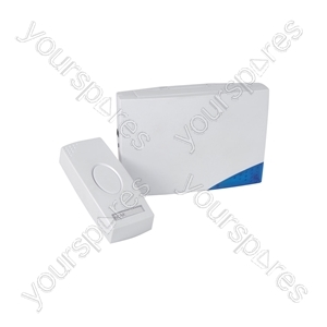 Wireless Door Chime with Light Indicator - DB297