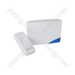 Wireless Door Chime with Light Indicator