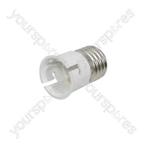 Lamp Socket Converter, E27 - B22