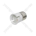 Lamp Socket Converter (E27 - B22) - Converter