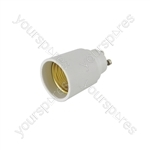 Lamp Socket Converter GU10 - E27