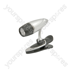 Mini Clip-on LED Bullet Light - LC1