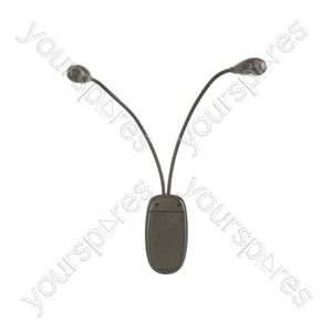 LC4 Gooseneck Clip-on Light 4LED