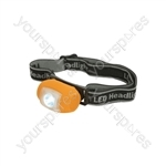 1W LED Rechargeable Head Light