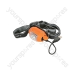 Rechargeable 1W LED Headlight - HL1-USB