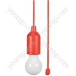 LED Pull Light - - Red