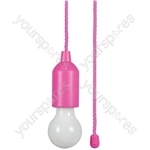 LED Pull Light - - Pink