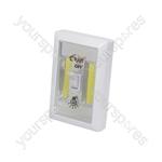 LED Switch Light - White