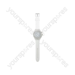LED Colour Changing Wristwatches - White Small