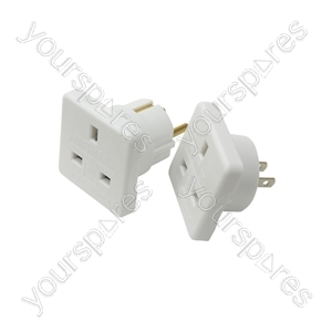 EU & US Travel Adaptors