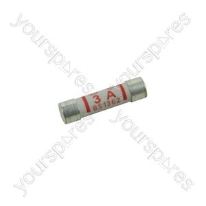 Domestic Mains Fuses - plug fuse, 4 x 3A