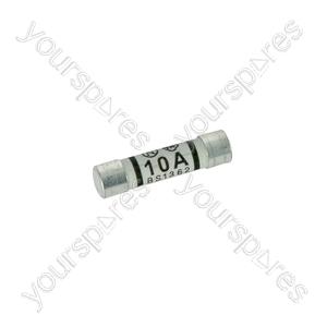 Domestic Mains Fuses - plug fuse, 4 x 10A