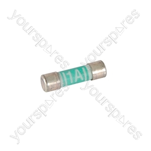 Assorted mains plug fuses, 3x3A, 2x5A & 5x13A