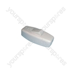 In-line Switch 6A - switch, white