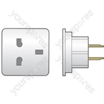 UK to USA/Australia Travel Adaptor