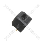 BCA Fused European Converter Plug - Black - bulk - BCA3B
