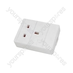 1 Gang Trailing Socket - Single extension